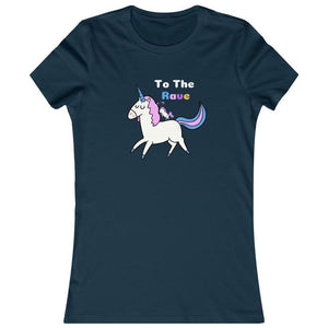To The Rave Women's shirt navy