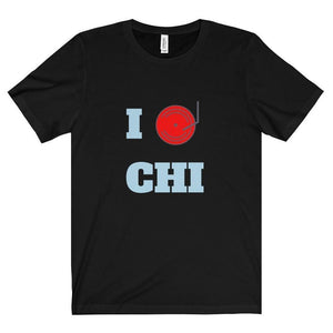 Chicago Dj Love shirt black