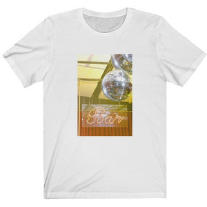 Disco Bar Shirt White