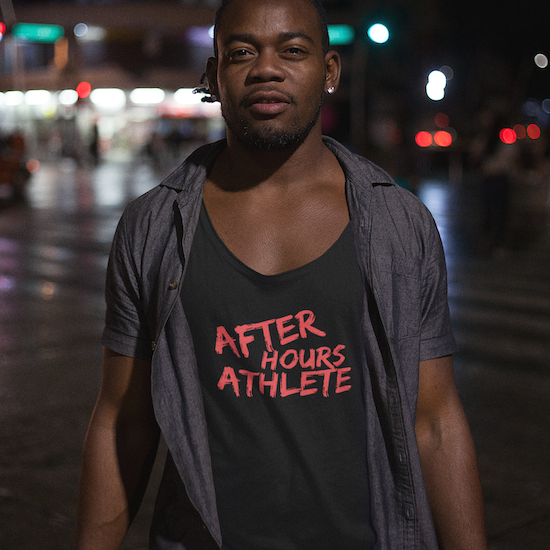 After Hours Athlete Tank Top