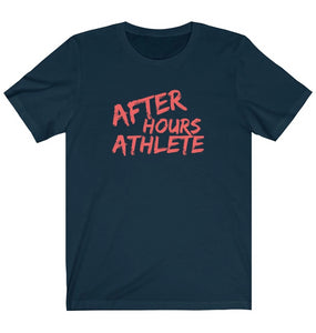 After Hours Athlete Shirt Navy