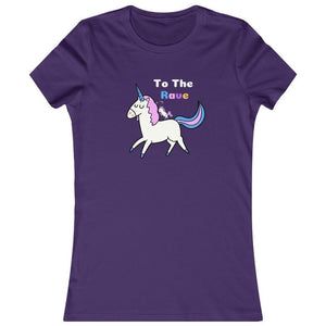 To The Rave Women's shirt purple