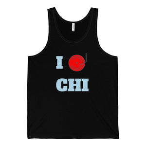 Chicago Love Dj Tank Top black
