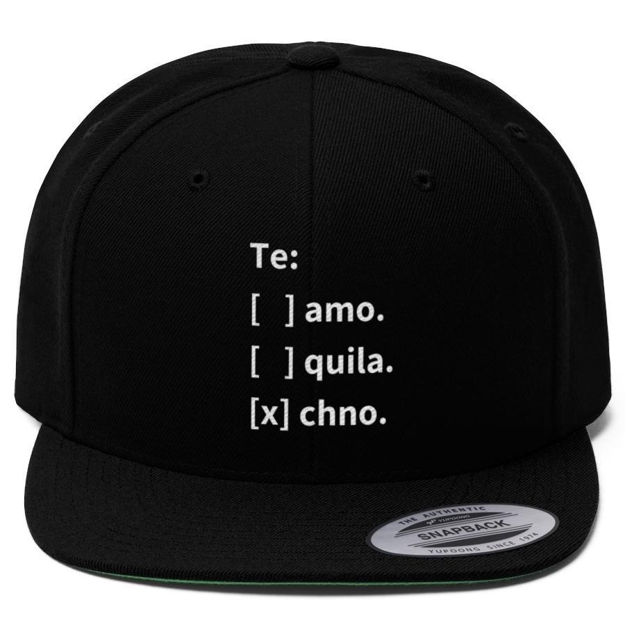 Techno Option hat
