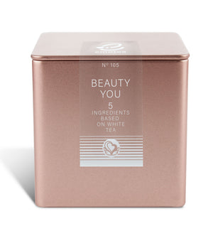 TEA emotea mindfulness BEAUTY YOU  No 105 packed in tin