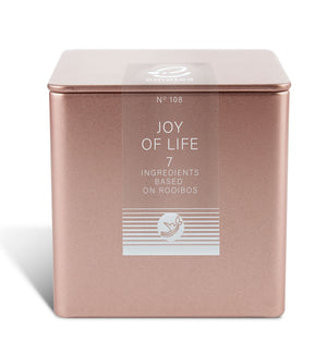 Tea emotea mindfulness Joy of Life No 108 packed in tin