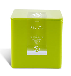 Tea emotea mindfulness  Revival No 111 packed in tin