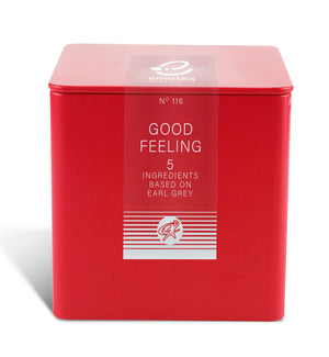 Tea emotea mindfulness Good Feeling  No 116 packed in tin