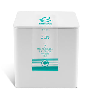 Tea emotea mindfulness Zen  No 117 packed in tin