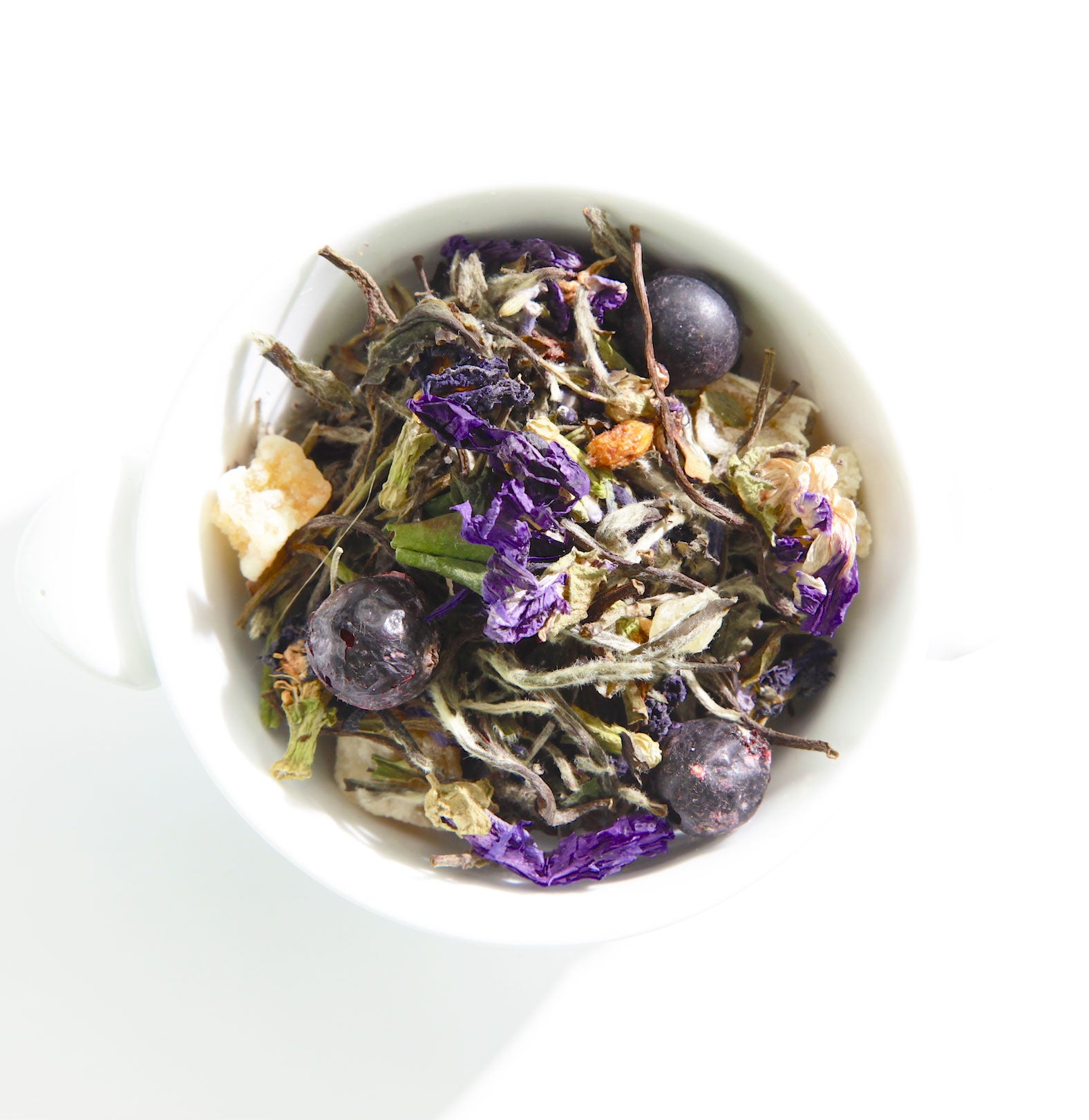 Tea emotea mindfulness  Blue No 201 dried