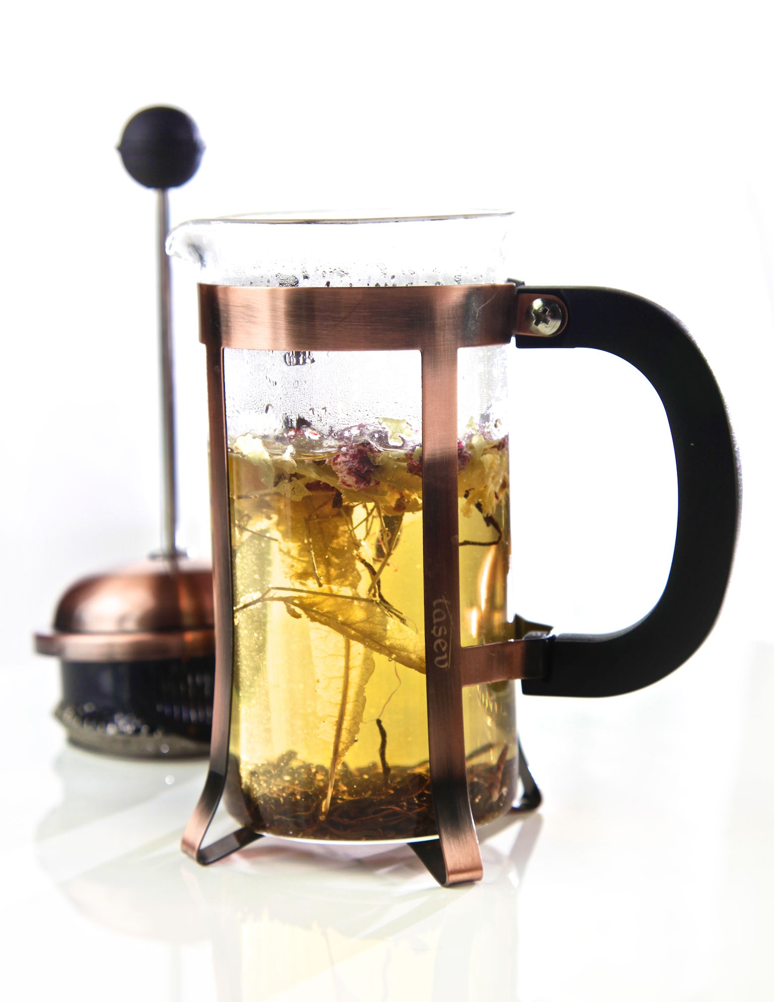 Teapress (Frenchpress for tea) 350 ml