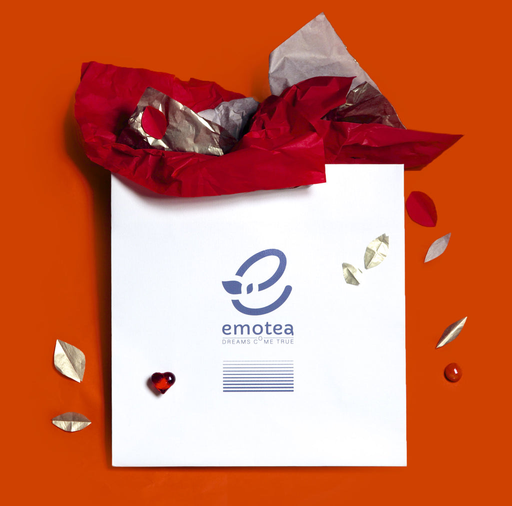 emotea mindfulness chic gift packaging for 3 and more items size L