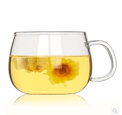 glass cup 150 ml for mindfulness emotea
