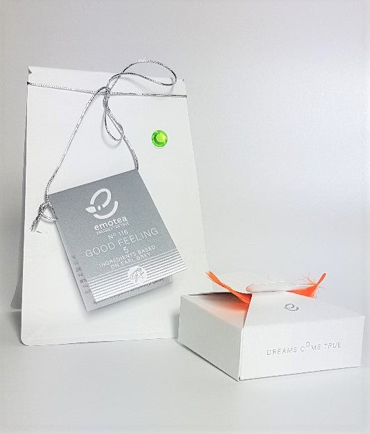 mindfulness emotea Good Feeling no 116 paper pouch