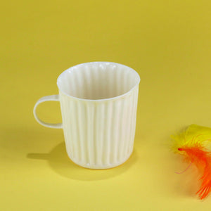 handmade small tea cup for mindfulness emotea