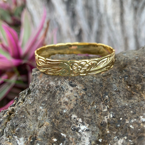***BABY BANGLE*** Gold-Plated Over Brass