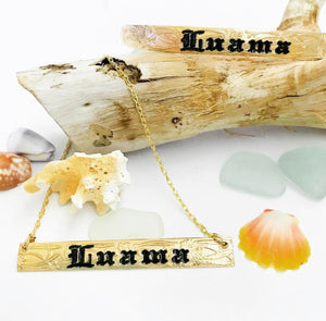 ***SPRING🌷🐣 SPECIAL***  8mm HAWAIIAN Font Set
