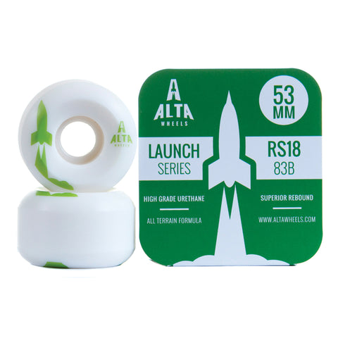 53mm Launch Series 83B - Alta Wheels