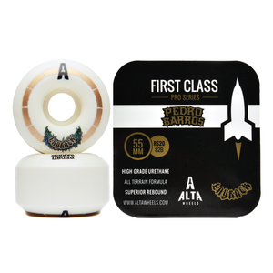 55mm First Class Pro Series Pedro Barros & Layback Beer Collab - Alta Wheels