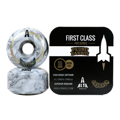 55mm First Class Pro Series Pedro Barros & Layback Beer Collab - Limited - Alta Wheels