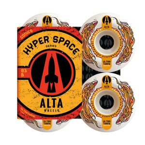 58mm Hyper Space Conics 83B - Alta Wheels