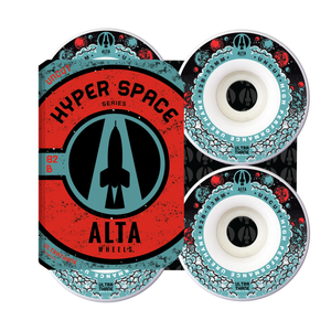 53mm Hyper Space Uncut 82B - Alta Wheels
