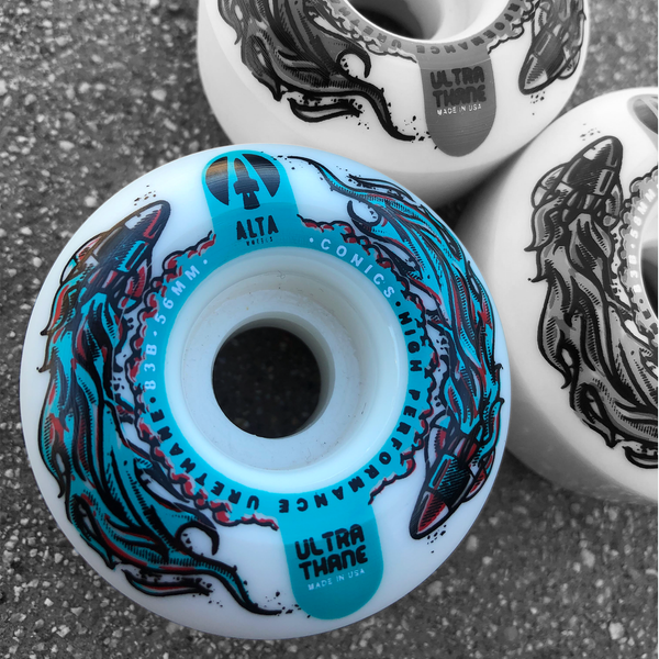 56mm Hyper Space Conics 83B - Alta Wheels