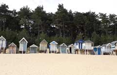 wells next the sea dog friendly beach in north norfolk