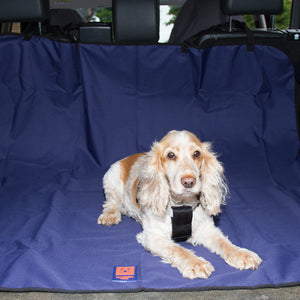 Ginger Ted Waterproof Car Boot Liner. Suitable for most vehicles including SUVs 4x4s & hatchbacks. Easy to clean & fit