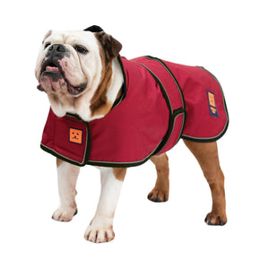 Shower Bulldog Waterproof Coat