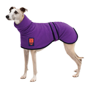 Cosy Fleece Greyhound Jumper