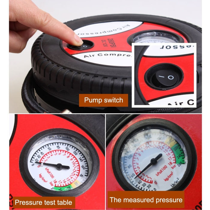 Pocket Tire Pump™ | The World #1 Electric Tire Pump