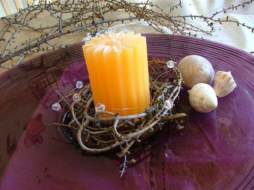 Tamarack Candle Ring