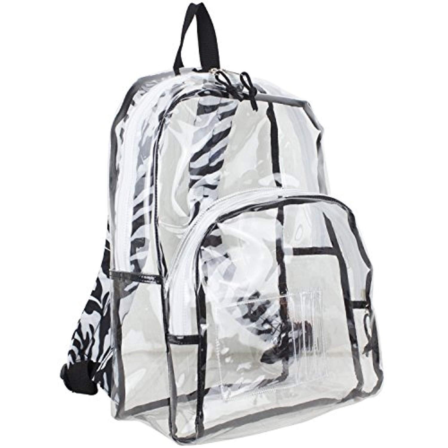 4b39456062df Best Large Clear Backpack- Fenix Toulouse Handball