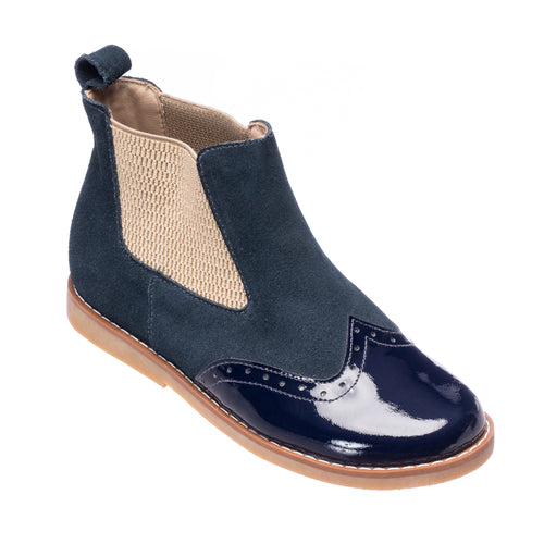 LouLou Bootie Blue by Elephantito