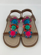 Load image into Gallery viewer, Caribe PomPom Sandals