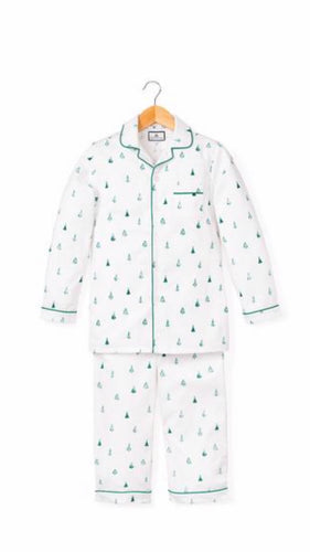Evergreen Pajama Set