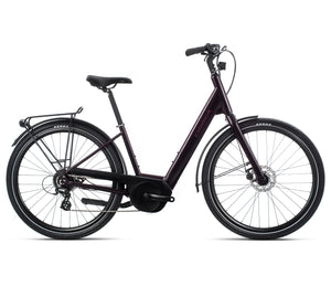 Orbea Optima E50 19 Black-Berry