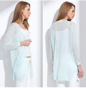 Summer Long Cardigan Btmfashion