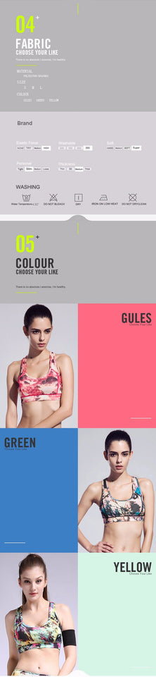 Running Sports Bra Moka-Fashion