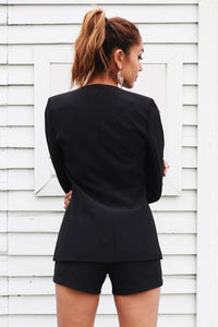 women Office uniform style lady blazer Btmfashion