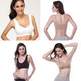 Yoga Sports Bra Moka-Fashion