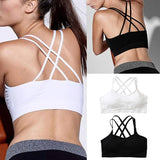 Women Fitness Yoga Sports Bra Moka-Fashion