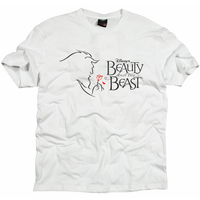 Beauty and the Beast tshirt