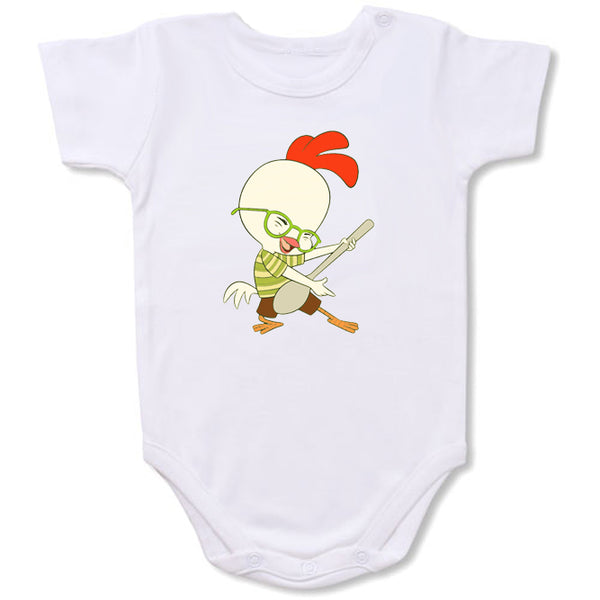 Chicken Little Cartoon Baby creepers,Baby jumper,Baby one piece,Baby onesies,T shirt ,Comics Tee,Funny T shirt Cartoon Baby creepers,Baby jumper