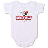 Chilly-Willy-Penguin Cartoon Baby creepers,Baby jumper,Baby one piece,Baby onesies,T shirt ,Comics Tee,Funny T shirt Cartoon Baby creepers,Baby jumper