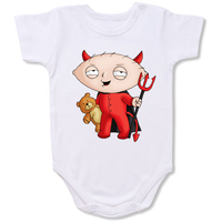 Family Guy-Stewie Cartoon Baby creepers,Baby jumper,Baby one piece,Baby onesies,T shirt ,Comics Tee,Funny T shirt Cartoon Baby creepers,Baby jumper