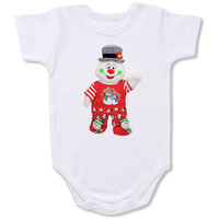 Frosty The Snowman Cartoon Baby creepers,Baby jumper,Baby one piece,Baby onesies,T shirt ,Comics Tee,Funny T shirt Cartoon Baby creepers,Baby jumper