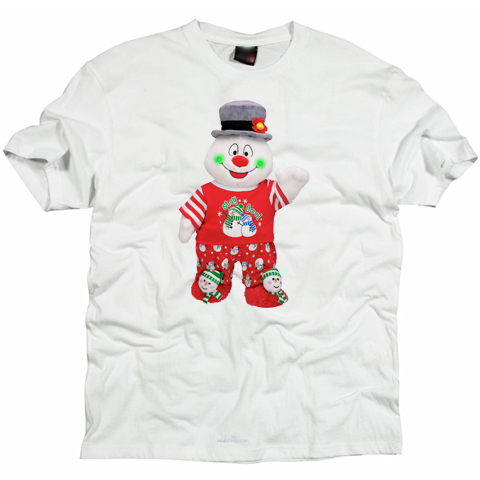Frosty The Snowman funny  T-shirt
