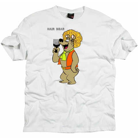 Hair Bear Bunch funny   Tshirt